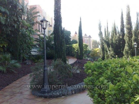 Wohnung in La Quinta  -  Wohnung in idealer Lage, gelegen in einer schönen und eleganten Wohnanlage in Santa Ursula.