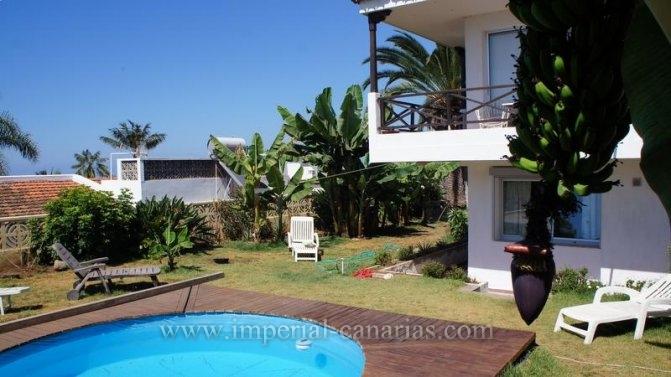 Einfamilienhaus in San Miguel  -  Sehr grosses Haus in bester Wohnlage von La Orotava.