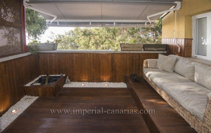 Duplex in El Sauzal  -  Eine sehr schöne Wohnung mit Flair in El Sauzal.
