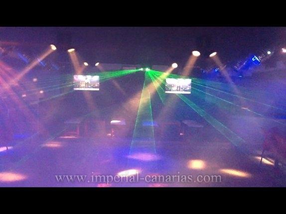 Diskothek mit 3 Tanzräumen in La Paz!