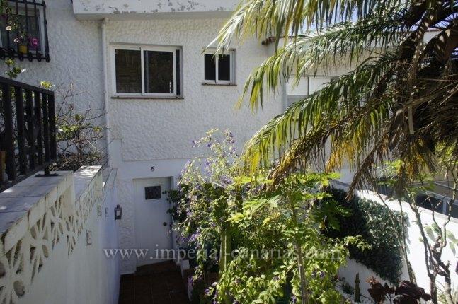 Duplex in Puntillo del Sol  -  Gemütliches Duplex mit Meerblick und eigenem Garten.