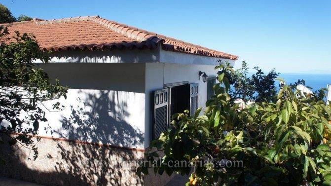 Einfamilienhaus in La Baranda  -  Erleben Sie jeden Abend einen  traumhaften Sonnuntergang!