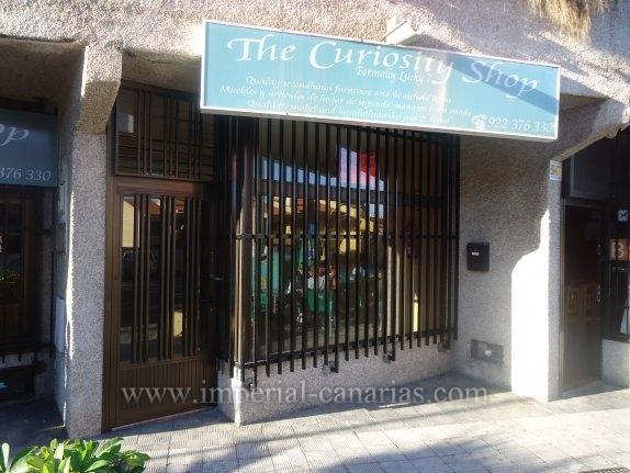 Geschäftslokal in Las Arenas  -  Geschäftslokal in der Strasse Las Arenas in Puerto de la Cruz