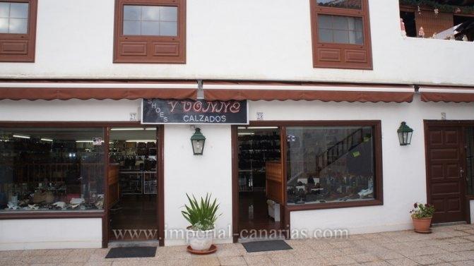 Geschäftslokal in La Paz  -  Gutgehender Geschatsladen in bester Lage zu verkaufen: CANARY CENTER LA PAZ