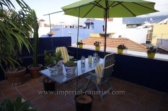 Kanarisches Haus in La Vera  -  Für Individualisten. Leben wie die Canarios.