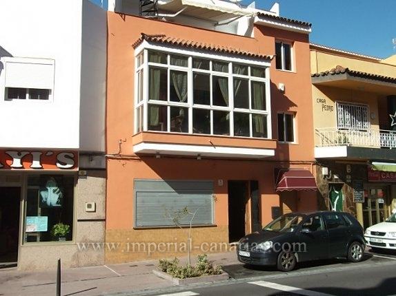 Geschäftslokal in La Longuera  -  Geschäftsräume in belebter Gegend mit Geschäften und Anwohnern.