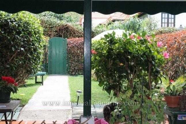 Appartement in Jardines de la Quintana  -  Sehr schöner  Bungalow mit Garten und 2 Terrassen
