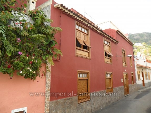 Kanarisches Haus in Icod de los vinos  -