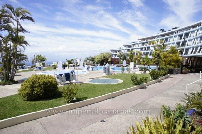 Appartement in La Quinta  -  Gieniessen Sie Ihren perfekten Aufenthalt in exklusiver Umgebung!