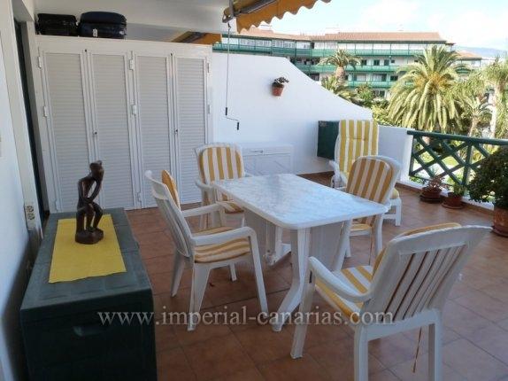 Appartement in La Paz  -  Herrliche Terrassenwohnung mit wunderschönem Teideblick in Bestlage!
