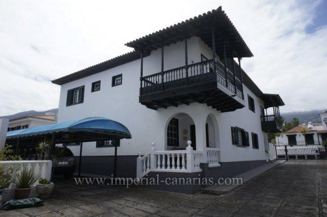 Doppelhaushälfte in La Paz  -  Grosszügiges Haus in Bestlage von Puerto de la Cruz