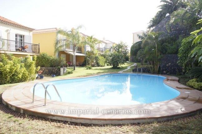 Doppelhaushälfte in La Quinta  -  Geniessen Sie das perfekte Ambiente in der perfekten Gegend!