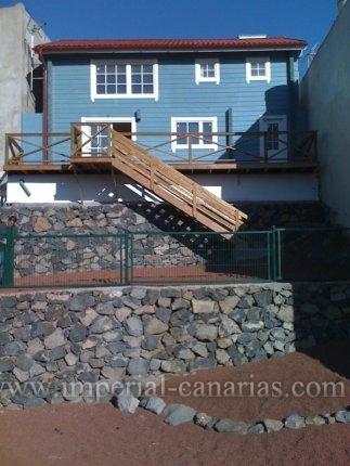 Einfamilienhaus in Finca España  -  Die Lebensqualität in einen Holzhaus zu leben!!
