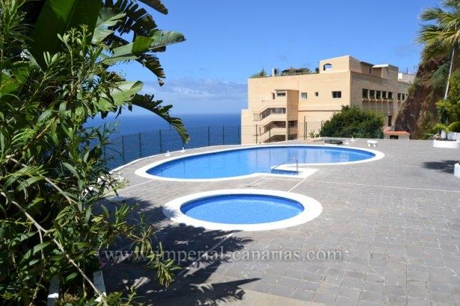 Appartement in Puntillo del Sol  -  Hübsches und renoviertes Appartment mit einem der beeindruckensten Aussicht der Insel