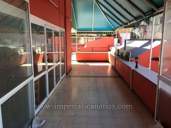 Geschäftslokal in El Drago, centro  -  Pizzeria im zentrum der Stadt zu verkaufen, teilmöbliert