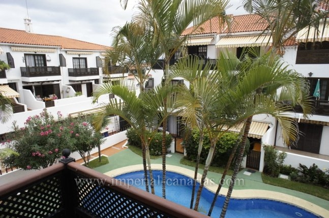 Appartement in La Paz  -  Gem�tliche Wohnung mit Balkon in bester Wohngegend!