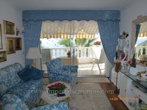 Appartement in Puntillo del Sol  -  Ger�umige und helle Wohnung mit herrlichem Blick auf die Nordk�ste