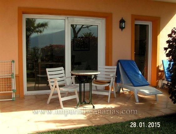 Einfamilienhaus in La Mancha, Santa Ursula  -  Chalet mit schone blick en La Mancha