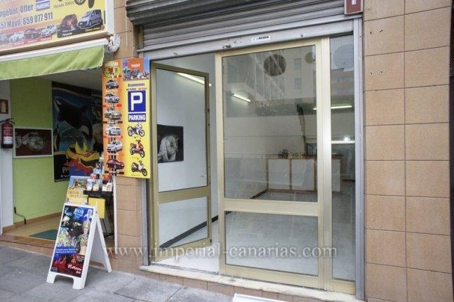 Geschäftslokal in Centro  -  Geschäftslocal im Stadtcentrum von Puerto!