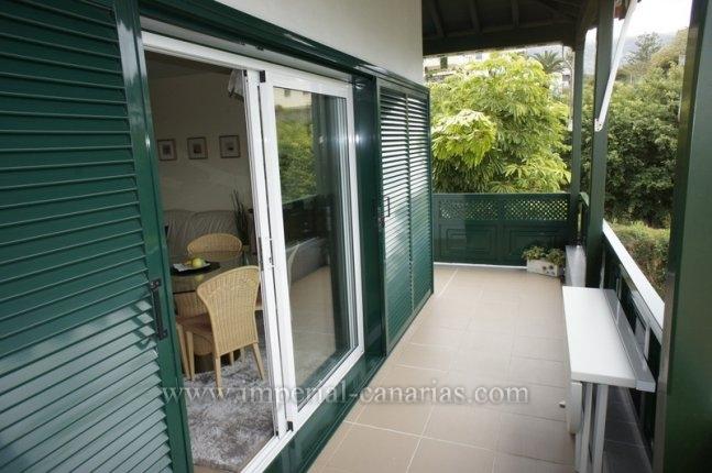 Appartement in Jardines de la Quintana  -  Exklusives Apartment voll ausgestattet mit grosser Terrasse und Garage!