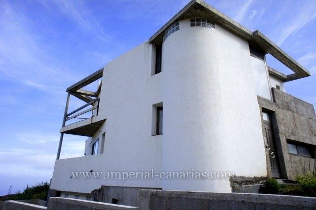 Einfamilienhaus in Tacoronte  -  Modernes Chalet in bau in Tacoronte