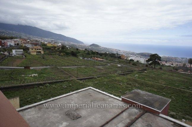 Wohnung in La orotava  -  Penthouse mit fantastischem Blick auf den Berg Teide und das Orotava-Tal.