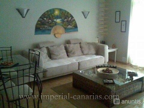 Appartement in Guacimara  -  Apartment mit einem Schlafzimmer, in der ruhigen Wohngegend von Guacimara in der N�he von San Fernand, Taoro Park und Clinica Bellevue.