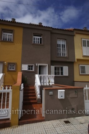 Reihenhaus in Las Toscas  -  Reihenhaus mit 4 Schlafzimmern mit privatem Garten in ruhiger Wohngegend