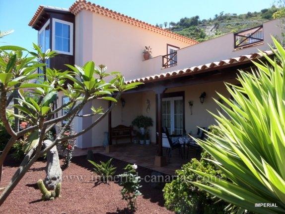 Einfamilienhaus in El Sauzal- Los Angeles  -  Kanarisches SCHÖNES HAUS IN URB. LOS ANGELES . El Sauzal.