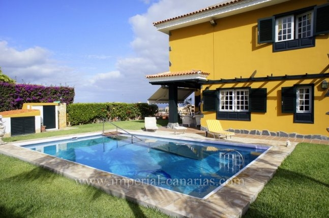 Chalet in El Durazno  -  Fabulous villa in the best area of Puerto de la Cruz