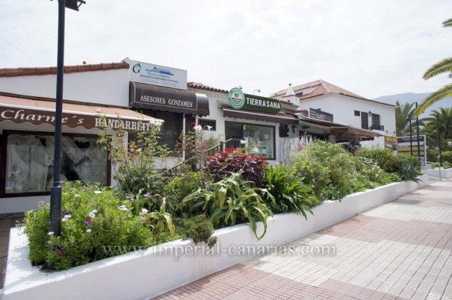 Geschäftslokal in La Paz  -  Geschäftslokal zur Miete in idealer Lage von La Paz