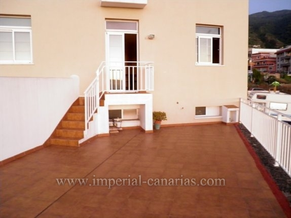 Flat in La Victoria with nice views