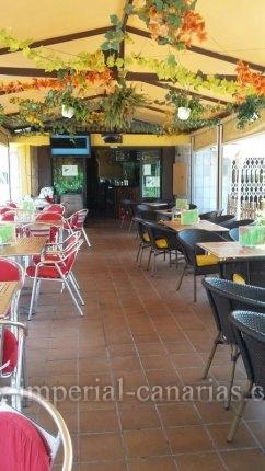 Geschäftslokal in Playa Jardin  -  Geschäftsübergabe eines Restaurantes in unmittelbarer Nähe des Strandes