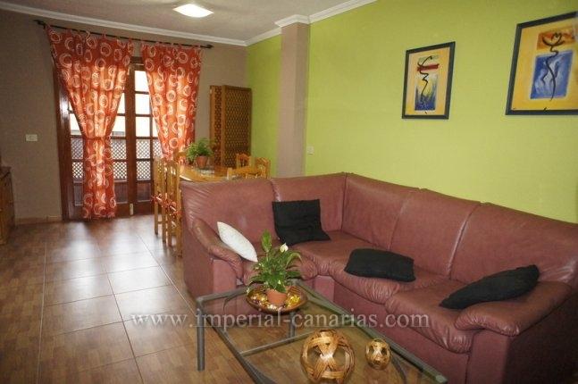 Wohnung in El Toscal La Longuera  -  Gemütliche Wohnung im Zentrum von El Toscal.