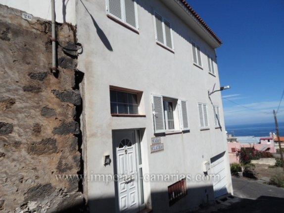 Reihenhaus in La Vera, Los Realejos  -