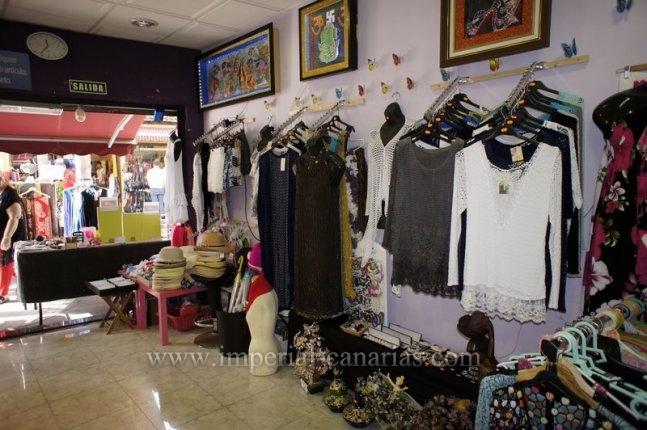Geschäftslokal in Einkaufs- und Fussgängerzonezone von Puerto de la Cruz