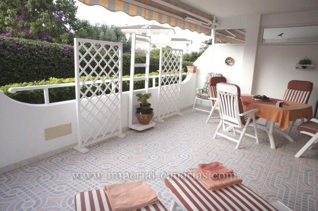 Appartement in La Paz  -  Elegante Wohnung mit zwei Terrassen, um die Sonne und die Ruhe zu genießen