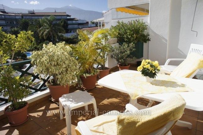 Tolle Ferienwohnung in bester Wohnlage mit 2 Terrassen im obersten Stockwerk!