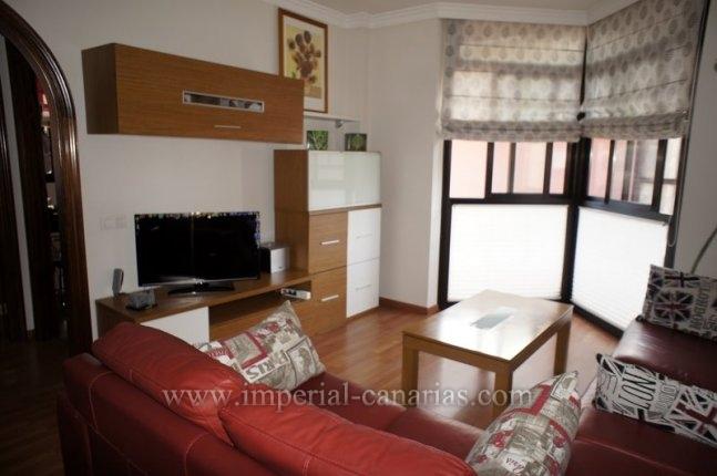 Wohnung in El Sauzal  -  Sch�ne Wohnung mit Dachterrasse in Wohnanlage in El Sauzal