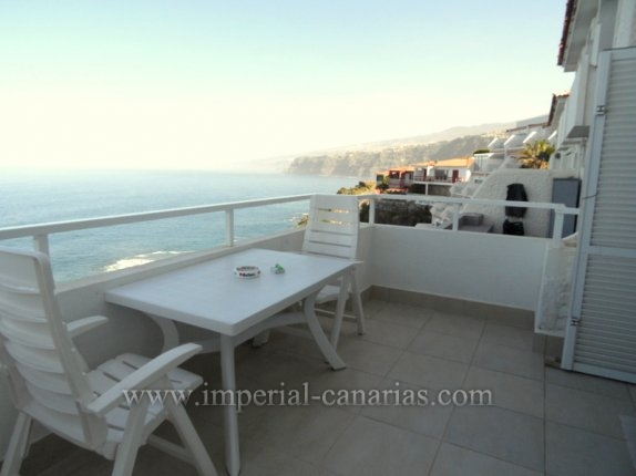 Appartement in La Paz  -  Top Apartment in erster Linea am Meer von La Paz!