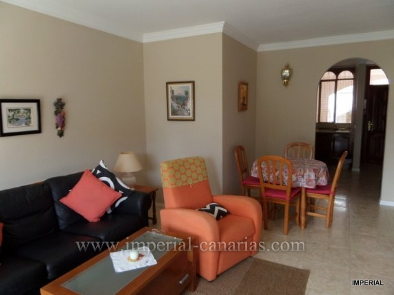 Wohnung in Parque Taoro  -  Geniessen Sie in dieser schönen Wohnanlage zu wohnen, umgeben von tropischen Gärten und dem Parque Taoro.