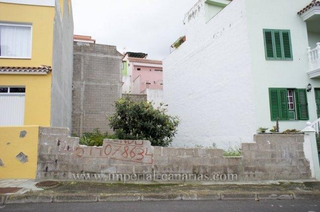 Bauland in Los Realejos  -  Baugrundstück in Los Realejos