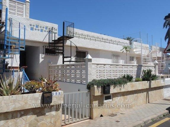 Appartement in Los Realejos  -  Komplett renoviete Wohnung mit einem privatem solarium Dach