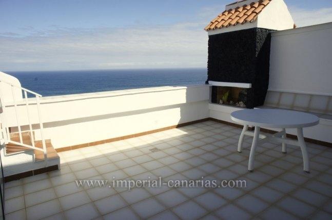 Appartement in La Romántica 2  -  Gemütliches Apartment mit grossen Terrassen in erster Linie am Meer!