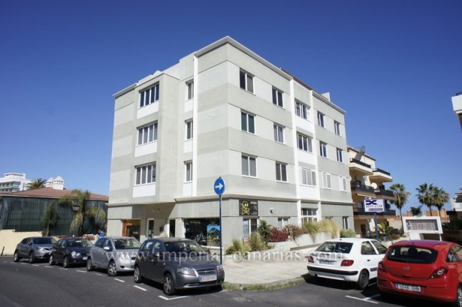 Flat in centro  -  New constructed flat down town Puerto de la Cruz!