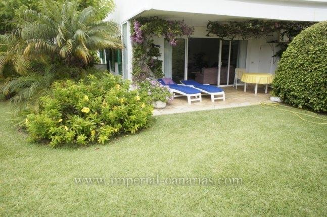 Wohnung in La Paz  -  Sch�ne Wohnung in ruhiger Wohnanlage mit tropischem Garten und beheiztem Pool