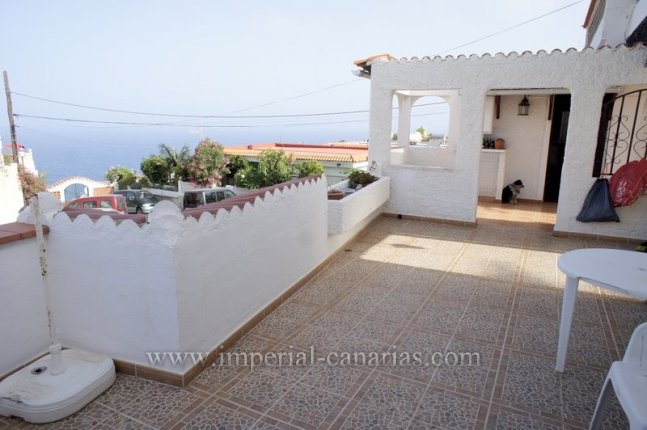Studio in La Romantica I  -  Studio with nice viewa and big terrace