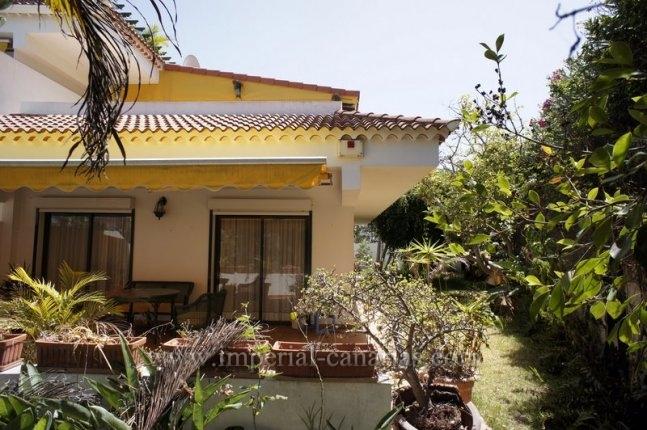 Wohnung in La Paz mit privaten Garten und riesen Terrasse.