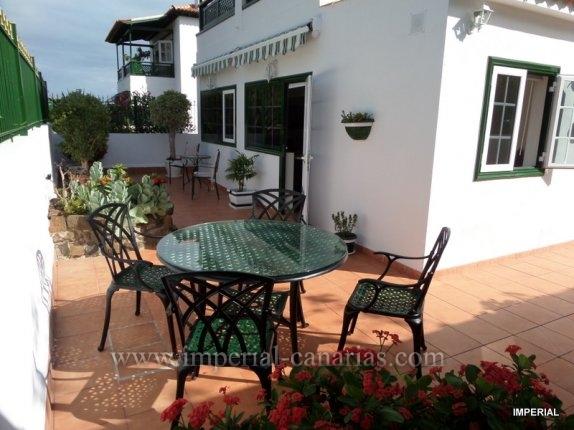 Appartement in El Durazno  -  Genie�en Sie diese sch�ne Wohnung in der Gegend von El Durazno  mit einer herrlichen Terrasse und Blick auf den Teide.