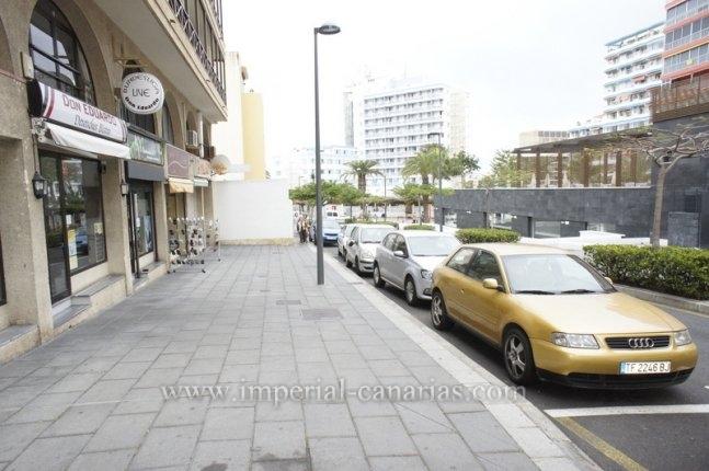Geschäftslokal in Puerto de la Cruz  -  Tolles Geschäftslokal im Stadtzentrum!